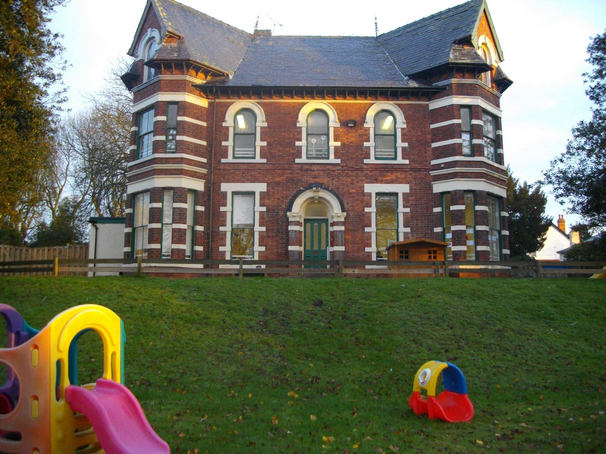 The Pines Day Nursery Stanton Road