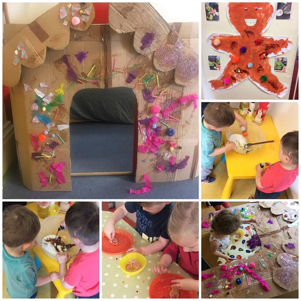 learning through play at pines day nursery ilkeston